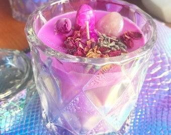 Luna Candle