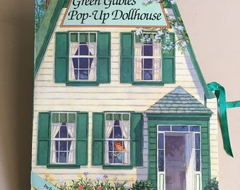 NEW:  Anne of Green Gables Pop Up Dollhouse