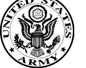 US Army Logo SVG