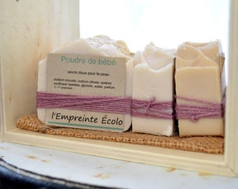 SOAP - Baby powder