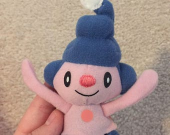 Pokemon mime jr plush toy