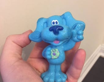 Vintage Blues clues Figure