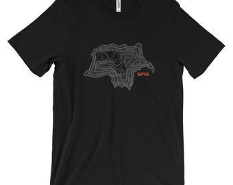 Mount Foraker Tee | Men's Mount Foraker Mountain Peak Tshirt | Mountain Tshirt | Men's Tshirt | Mountain Apparel | Mt Foraker | Alaska