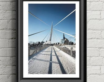 Bridge to Nowhere Print