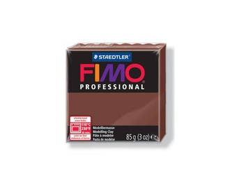 Polymer clay Fimo Pro 85 g - chocolate No. 77