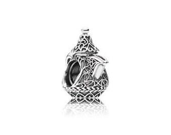 NEW Authentic Pandora Sterling Silver Arabian Teapot Coffee Pot Dallah Charm 791756