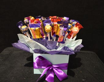 Cadbury Lolly Pop Bouquet - Medium