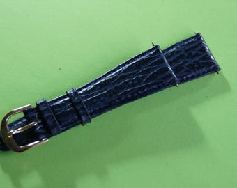 The brand Marcco 22 mm genuine leather watchband