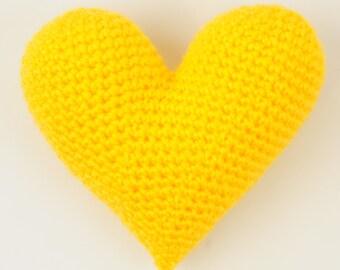 Crochet Hearts - PDF Crochet Pattern Download