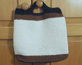 Crocheted bag, small
