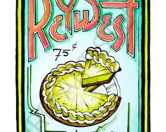 Key West - Key Lime Pie