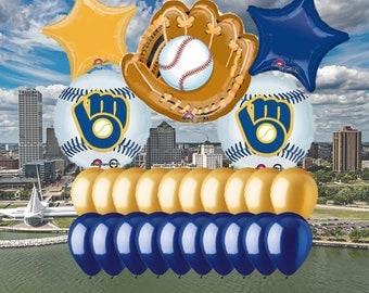 Milwaukee Brewers Balloon Kit