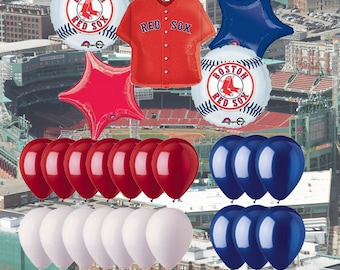Boston Red Sox Balloon Kit