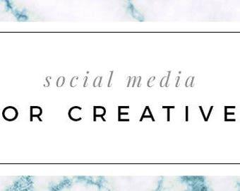Social Media Graphics & Scheduler