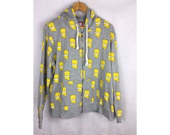 THE SIMPSONS HOODIES Full Print Hoodies Large Size Cartoon Collection