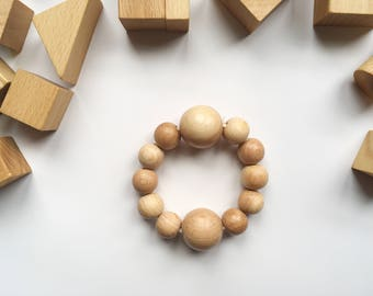 TRUE // Juniper Wood Teether