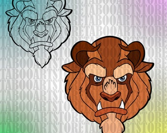 SALE 50% OFFBeauty and the beast svg, beauty and the beast  clipart, Disney  eps, Disney beauty and the beast eps ,beauty and the beast svg