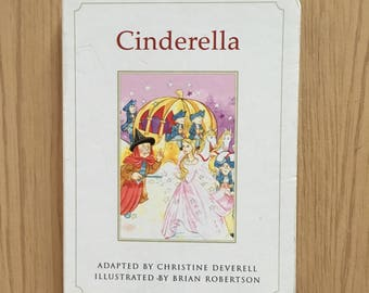 Cinderella (extra thick cover) Notebook