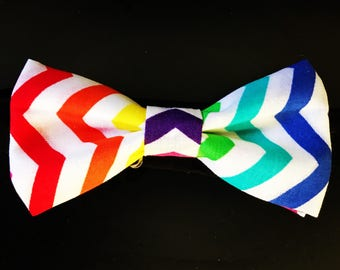 Printed Fabric Bow Ties