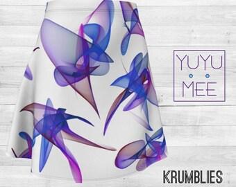 KRUMBLIES - Women's Modern Flare Skirt