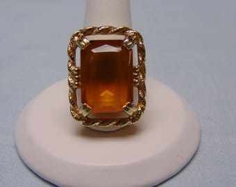 60's Vintage Sara Coventry Ring