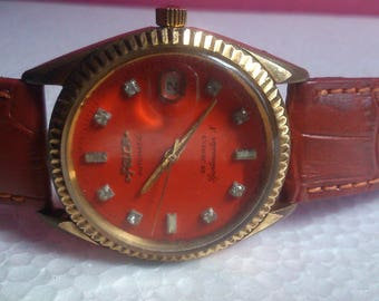 FELCA Sport Master X Automatic Vintage Swiss made wrist watch for Men - fully functional