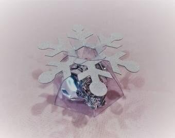 Snowflake Top Box