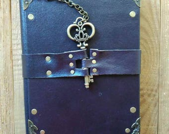Handmade Books and notebooks, grimoires