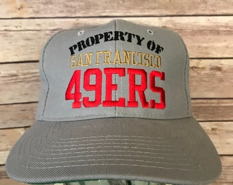Vintage San Francisco 49ers Snapback New Era Hat