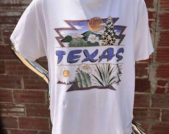 1990s Southwestern Texas T-shirt
