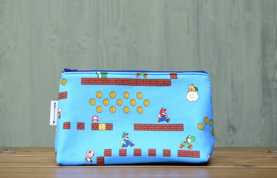 Retro Super Mario large bag
