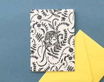 Cards: Plant Peep