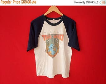 vintage The Who band  1979 tour t shirt