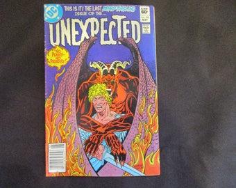 Unexpected #222 D.C. Comics 1982
