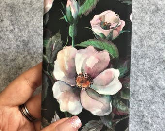 Water color Floral Print iphone 7 Plus Phone Case Cover
