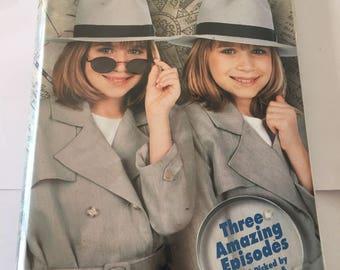 VHS The Amazing Adventures of Mary-Kate & Ashley Three Amazing Episodes