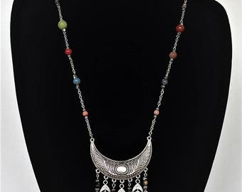 Bohemian Tribe Necklace