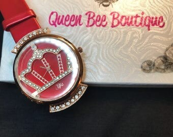 Red Crown Watch Royalty Collection