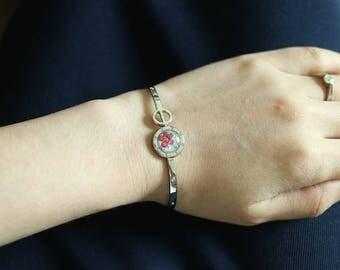 Real Flower Bracelet C