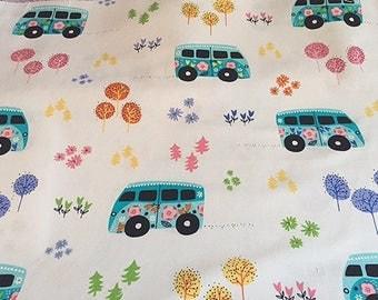 VW Bus HIppie Bus Nostalgia Volkswagen Bus Camping Van VW Van Hippie Van Vacation Hit the Road from MIchael Miller