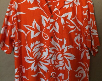 Vintage 1960's Hawaiian shirt