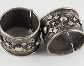 Antique Rashaida Cuffs