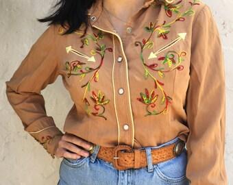 Vintage Rodeo Shirt