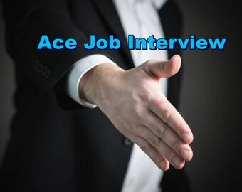 Ace Job Interview