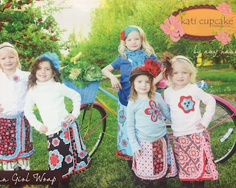 Kati Cupcake Little Urban Girl Wrap