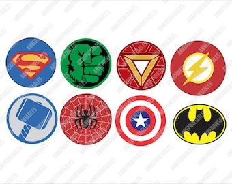 Superhero Logo svg design/Superhero svg dxf eps png pdf files/Superhero Clipart Kids/Superhero Clipart/Superhero svg for silhouette