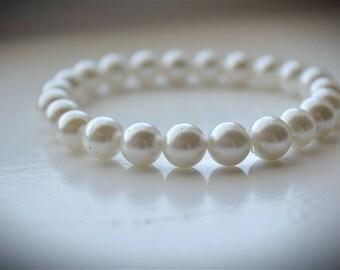Pearl Bead Bracelets