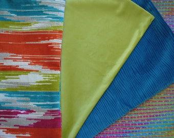 "18x18"" Decorative Pillow - Pillow, Throw Pillow, Decorative Pillow Cover, Velvet Lime Lush Smooth"