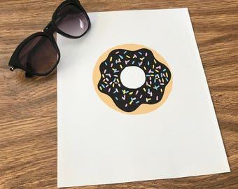 Satan Donut