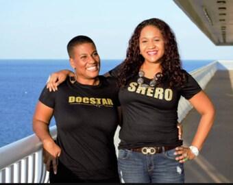 DocStar & Shero Tshirts